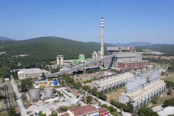 Yeniköy Thermal Power Plant